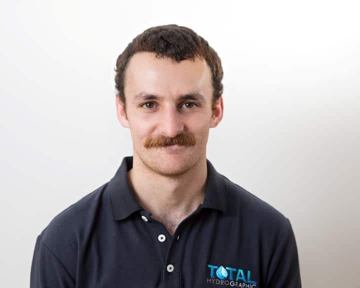 Total Hydrographic's Company director & senior Surveyor
