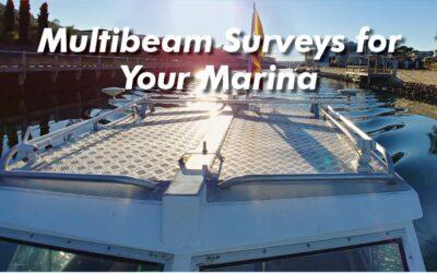 Multibeam Surveys for Your Marina